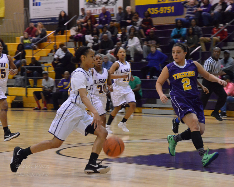 3rd LSUS Women's Basketball vs Paul Quinn Photo