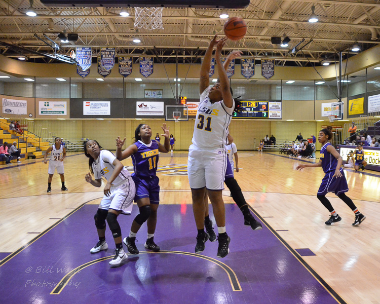 14th LSUS Women's Basketball vs Paul Quinn Photo
