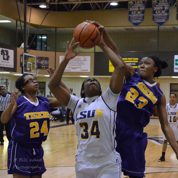 18th LSUS Women's Basketball vs Paul Quinn Photo