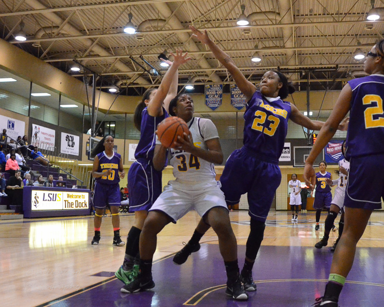 20th LSUS Women's Basketball vs Paul Quinn Photo