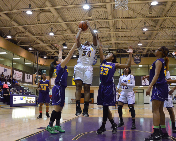 21st LSUS Women's Basketball vs Paul Quinn Photo