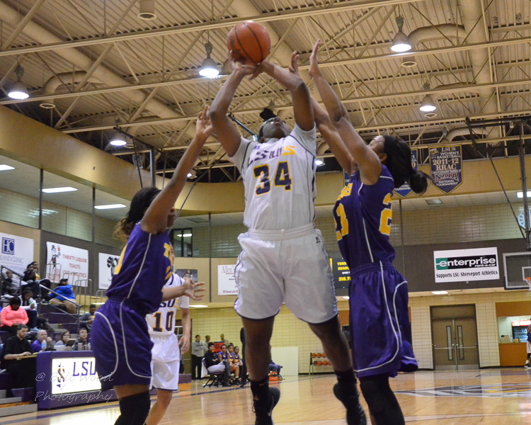 23rd LSUS Women's Basketball vs Paul Quinn Photo