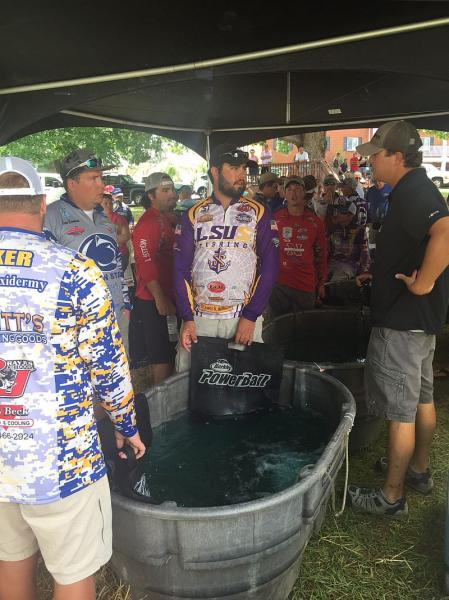1st LSUS Takes 5th Place at BASS National Championship Photo