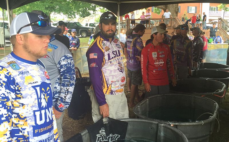 2nd LSUS Takes 5th Place at BASS National Championship Photo