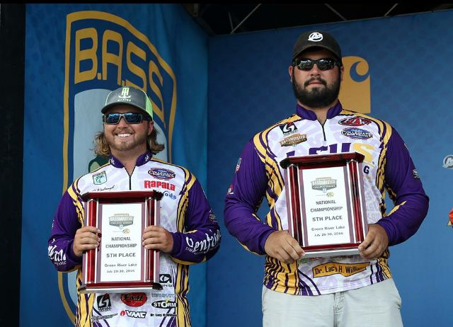 8th LSUS Takes 5th Place at BASS National Championship Photo