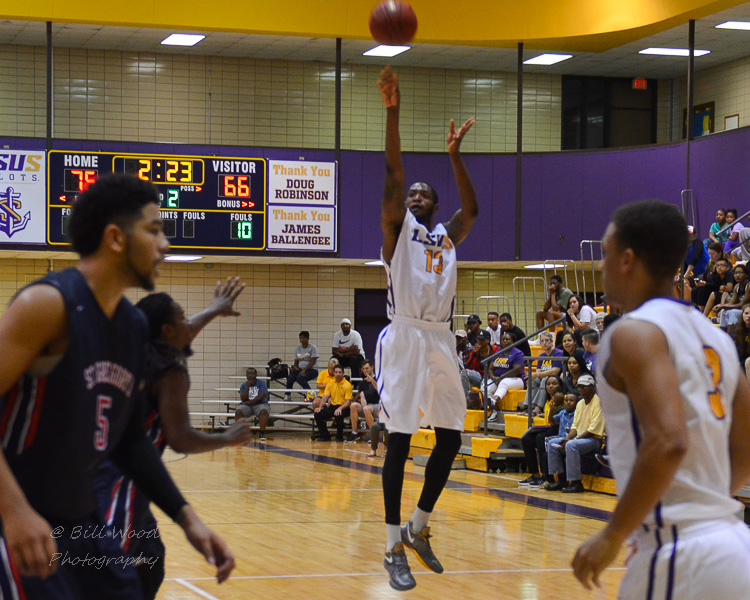 6th LSUS Men's Basketball vs St. Gregory Photo