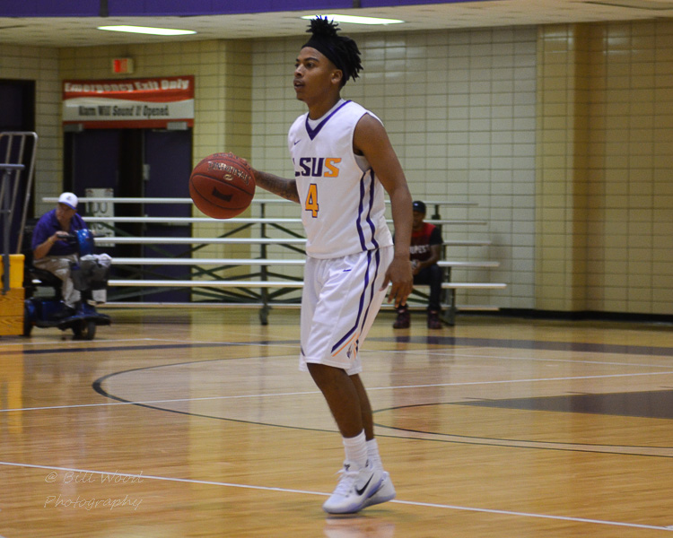22nd LSUS Men's Basketball vs St. Gregory Photo