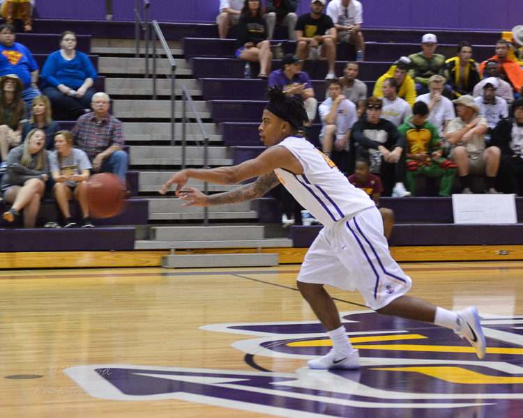 23rd LSUS Men's Basketball vs St. Gregory Photo