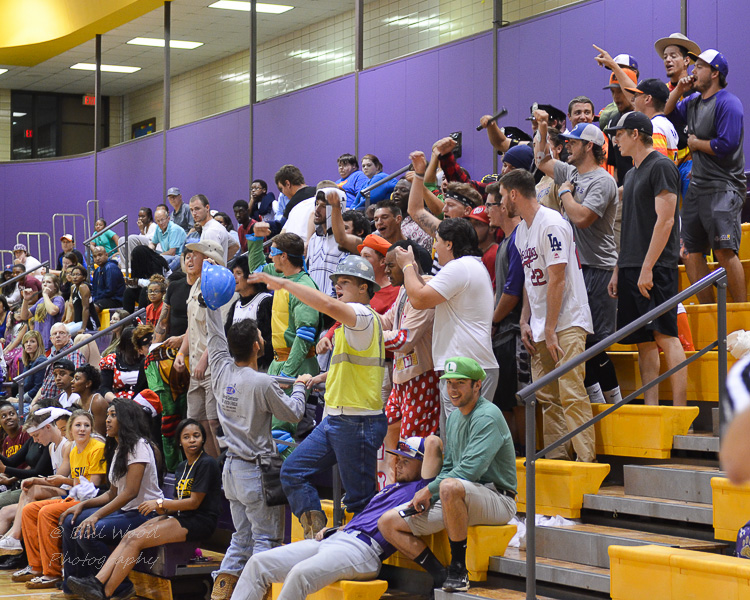 32nd LSUS Men's Basketball vs St. Gregory Photo