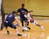 25th LSUS Men's Basketball vs St. Gregory Photo
