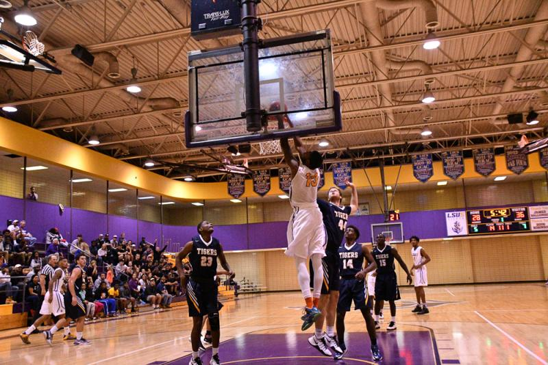 6th LSUS Men's Basketball vs St. ETBU Photo