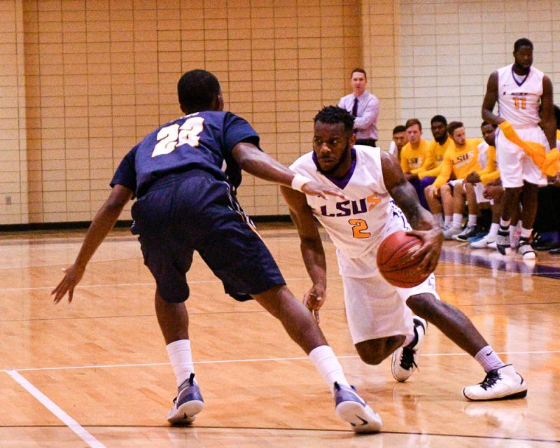 14th LSUS Men's Basketball vs St. ETBU Photo