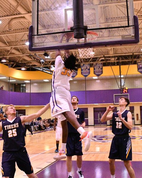 23rd LSUS Men's Basketball vs St. ETBU Photo