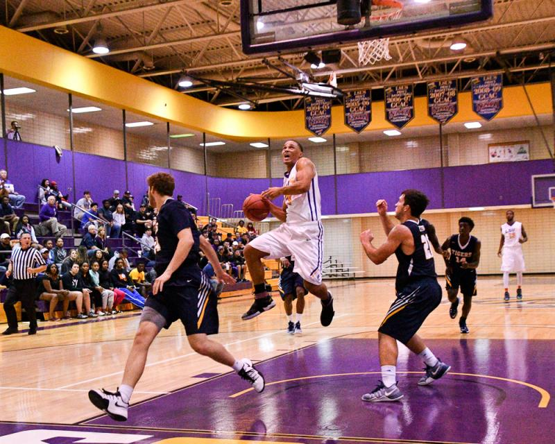 27th LSUS Men's Basketball vs St. ETBU Photo