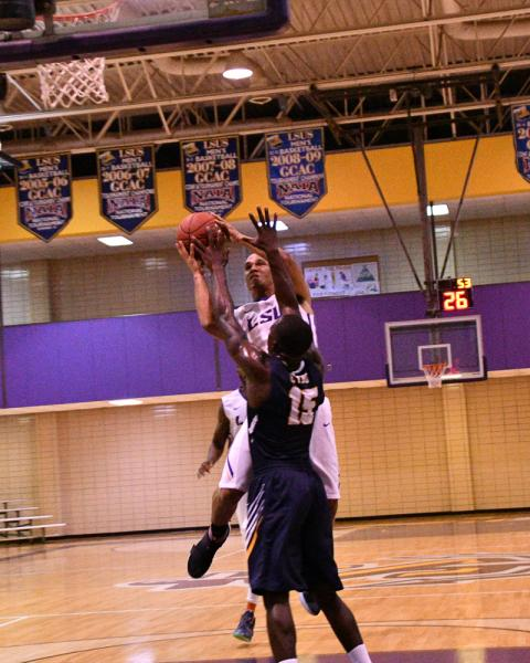 29th LSUS Men's Basketball vs St. ETBU Photo
