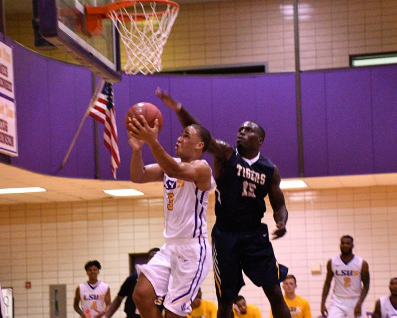 31st LSUS Men's Basketball vs St. ETBU Photo