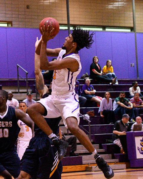 37th LSUS Men's Basketball vs St. ETBU Photo