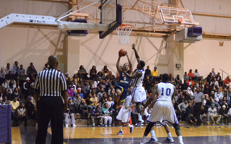 2nd LSUS Pilots vs Wiley College away Photo