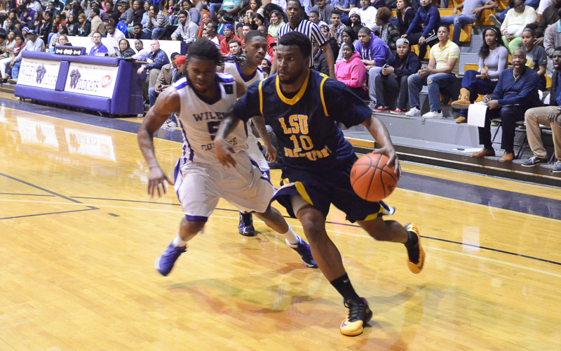 7th LSUS Pilots vs Wiley College away Photo