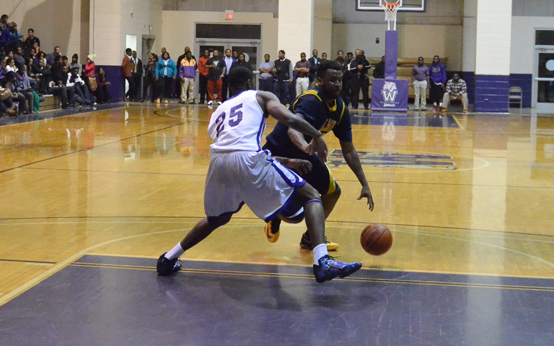 8th LSUS Pilots vs Wiley College away Photo