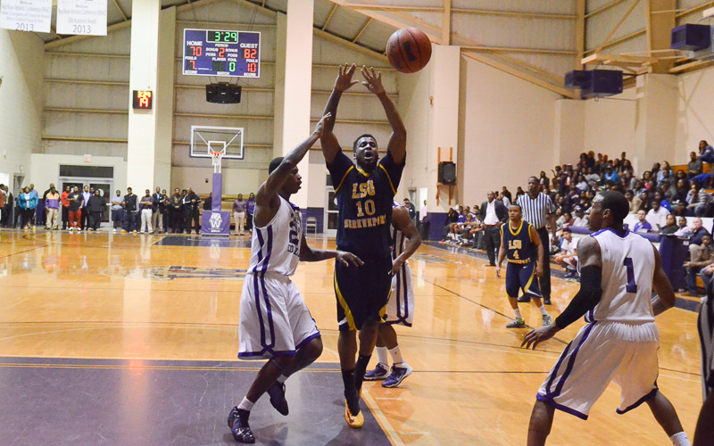 9th LSUS Pilots vs Wiley College away Photo