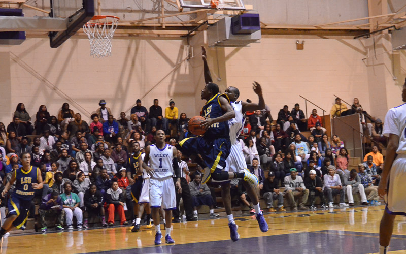 11th LSUS Pilots vs Wiley College away Photo