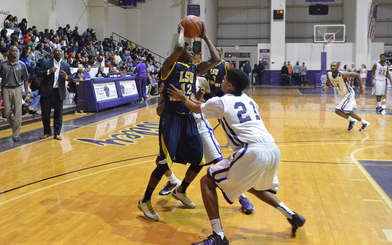 14th LSUS Pilots vs Wiley College away Photo