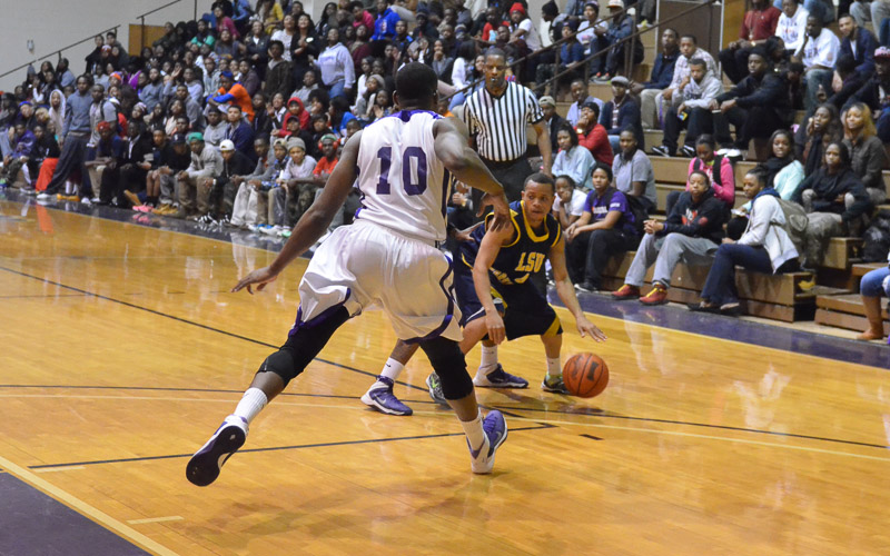 18th LSUS Pilots vs Wiley College away Photo