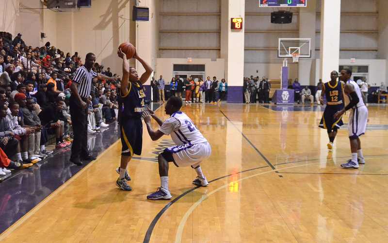 22nd LSUS Pilots vs Wiley College away Photo