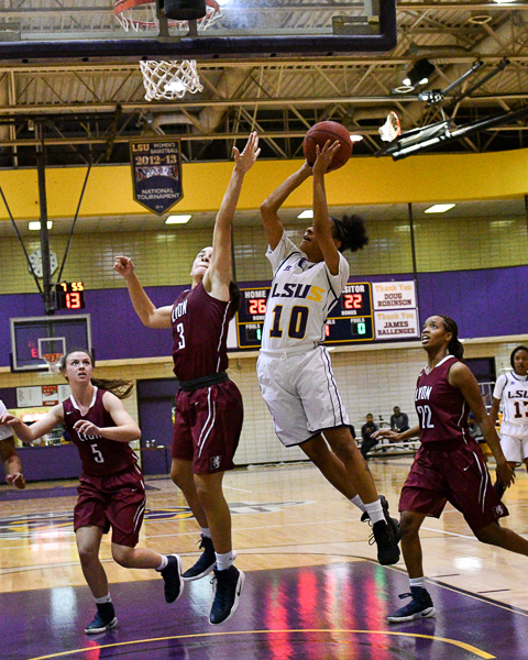 6th LSUS Women's Basketball vs Lyon College Photo