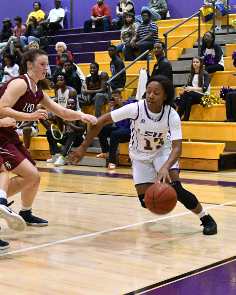 11th LSUS Women's Basketball vs Lyon College Photo