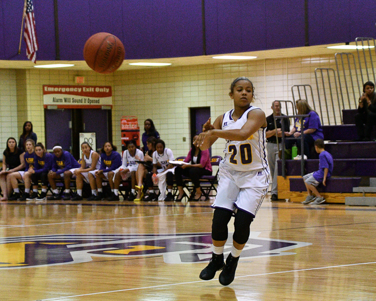 18th LSUS Women's Basketball vs Lyon College Photo