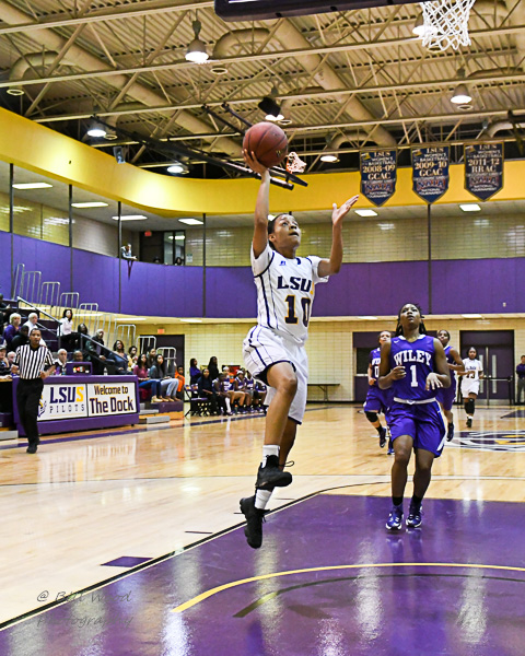 3rd LSUS Women's Basketball vs Wiley College Photo