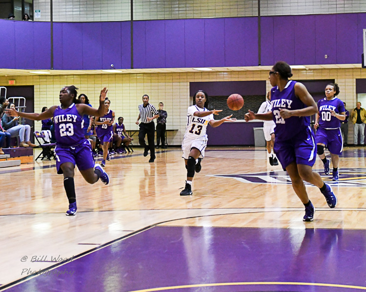 4th LSUS Women's Basketball vs Wiley College Photo