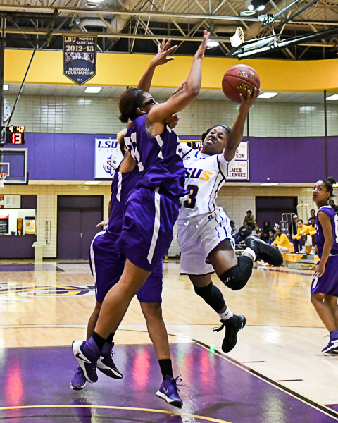 5th LSUS Women's Basketball vs Wiley College Photo