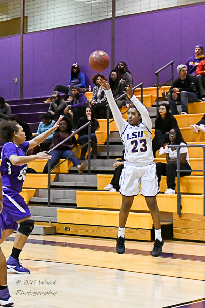 12th LSUS Women's Basketball vs Wiley College Photo