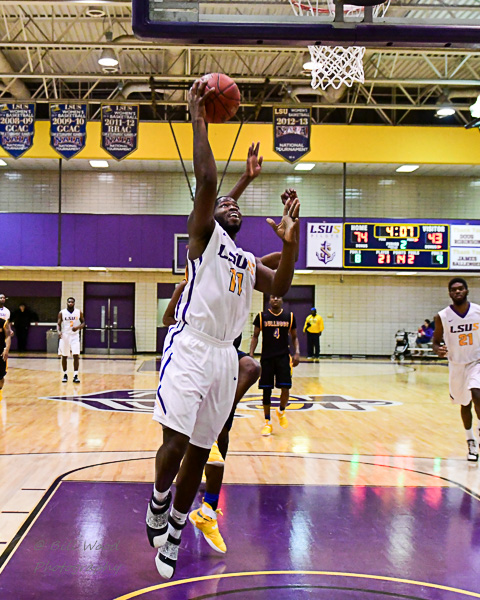 3rd LSUS Men's Basketball vs Jarvis Christain College Photo