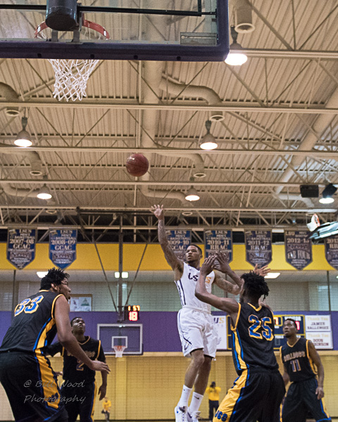 7th LSUS Men's Basketball vs Jarvis Christain College Photo