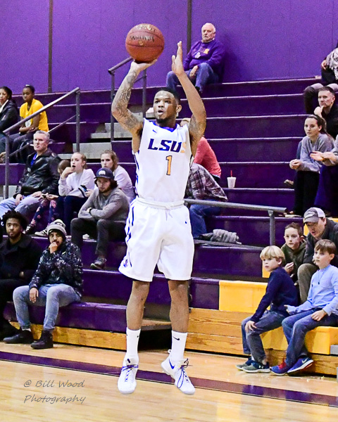 9th LSUS Men's Basketball vs Jarvis Christain College Photo