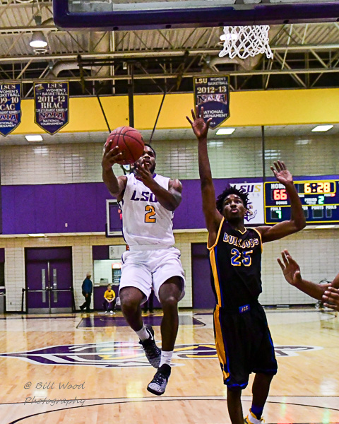 12th LSUS Men's Basketball vs Jarvis Christain College Photo