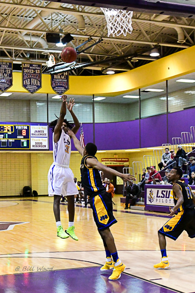 14th LSUS Men's Basketball vs Jarvis Christain College Photo
