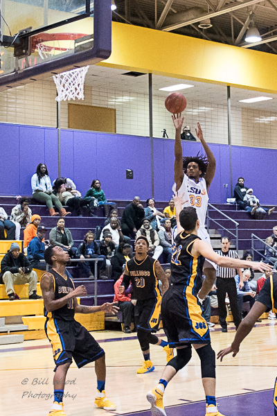 16th LSUS Men's Basketball vs Jarvis Christain College Photo