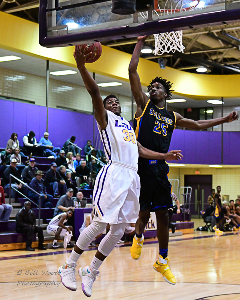 17th LSUS Men's Basketball vs Jarvis Christain College Photo