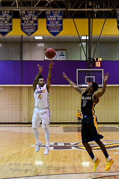 18th LSUS Men's Basketball vs Jarvis Christain College Photo