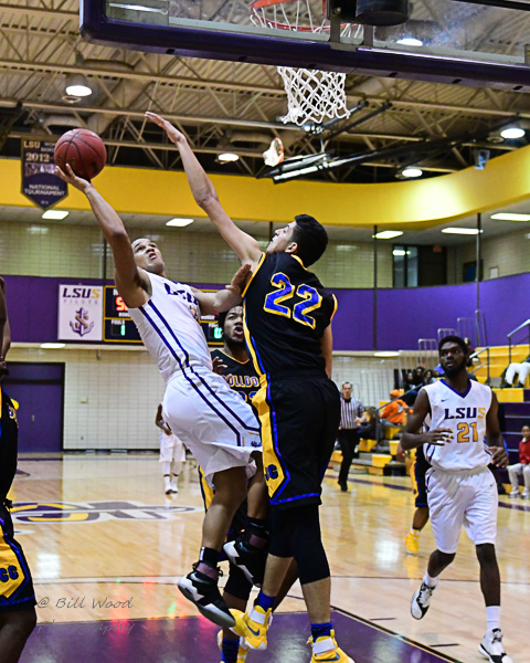 20th LSUS Men's Basketball vs Jarvis Christain College Photo