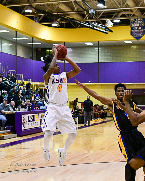 21st LSUS Men's Basketball vs Jarvis Christain College Photo