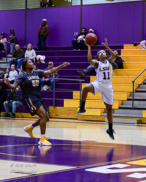 4th LSUS Women's Basketball vs Jarvis Christain College Photo