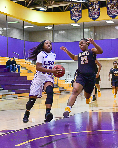 7th LSUS Women's Basketball vs Jarvis Christain College Photo