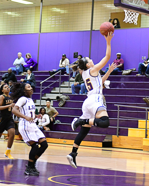 10th LSUS Women's Basketball vs Jarvis Christain College Photo