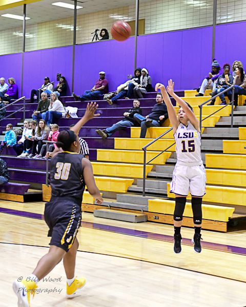 11th LSUS Women's Basketball vs Jarvis Christain College Photo